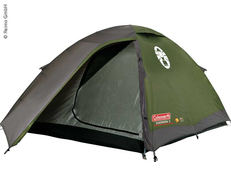 Coleman Darwin 3 Person Dome Tent