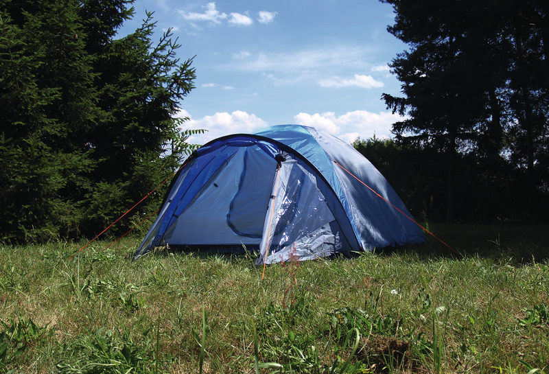 3 Person Tent, TIMBERLINE Reimo Tent Technology